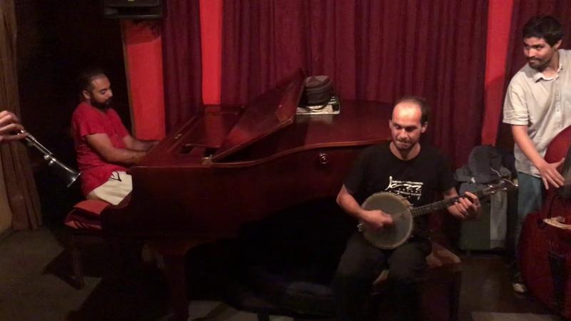 Jazz Cannibals featuring Tony Karapetyan live jam @ fonoteca bar