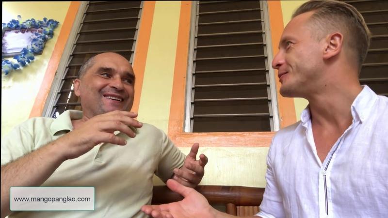 Филиппины Интервью с Алексом на Панглао Жизнь на Филиппинах