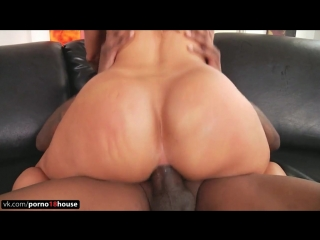 Candice Dare - Blowjob, Small Tits, Anal, Deepthroat, Ass To Mouth, Big Ass, Cum, BBC, Interracial