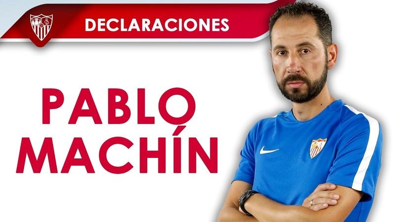 Pablo Machín El equipo se ha tomado con seriedad la eliminatoria