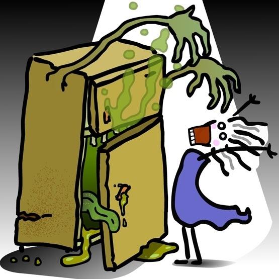 фурри-фендома картинки уборка холодильника смешные что