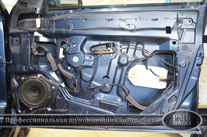 Шумоизоляция Nissan Almera, изображение №5
