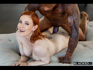 Maitland Ward - Unprofessional [Full HD 1080, All Sex, Blowjob, Redhead, Big Tits, Interracial]
