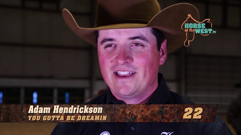Horse of the West 2019 Best Little Derby Open