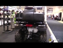 2017 Arctic Cat VLX 700 Accessorized ATV - Walkaround - 2017 Toronto Snowmobile ATV Show