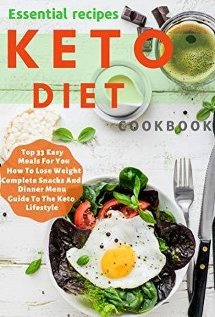 Essential Recipes Keto Diet Cookbook