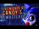 Five Night's at Candy's (3 ночь)