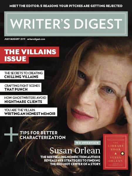 Writer's Digest 07.08 2019