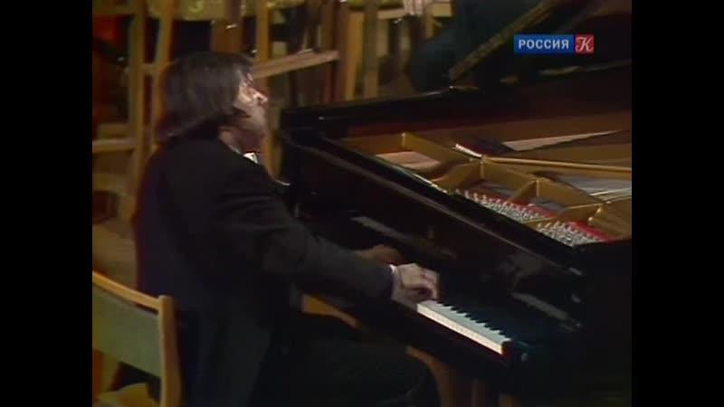 Рахманинов С.В.Концерт №3.Г.Соколов.Д.Китаенко