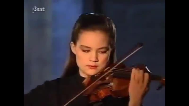 1042 (2) J. S. Bach - Violin concerto in E major, BWV 1042 2. Adagio - Elissa Lee Koljonen
