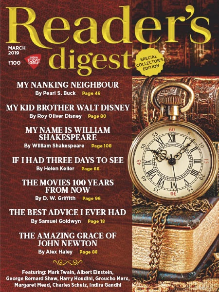 Reader's Digest IN 03.2019