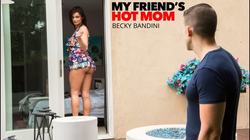 Becky Bandini My Friend s Hot Mom Naughty America big tits, blow job, fake tits, mature,