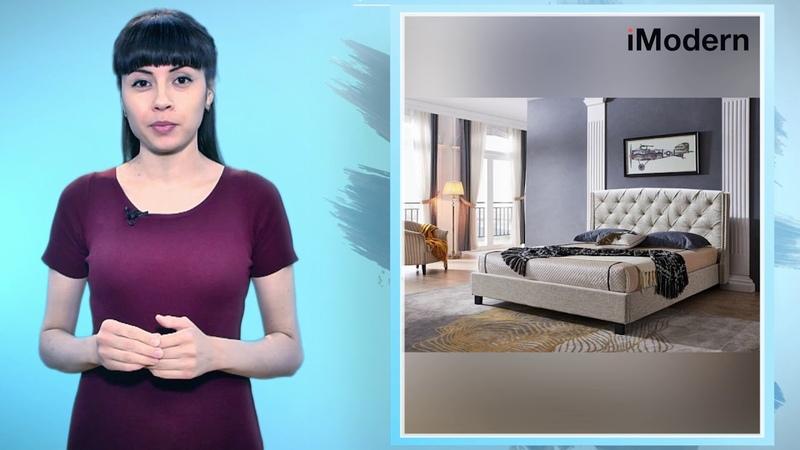 Кровать Evita Grand|Обзор дизайнерской кровати
