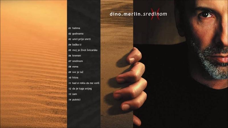 Dino Merlin Da je tuga snijeg Official Audio 2000