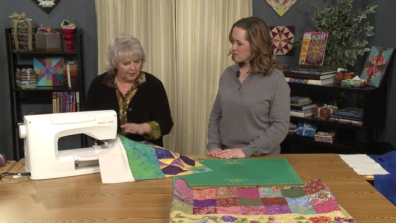 Quilt As You Go with Karen Charles