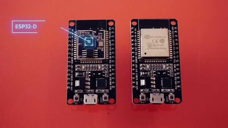 ESP WROOM 32 платформа Интернета Вещей с Wi Fi и Bluetooth Железки Амперки