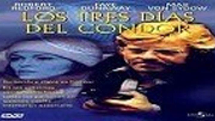LOS TRES DIAS DEL CONDOR 1975 de Sidney Pollack con Robert Redford Faye Dunaway Clift Robertson Max von Sydow by Refasi