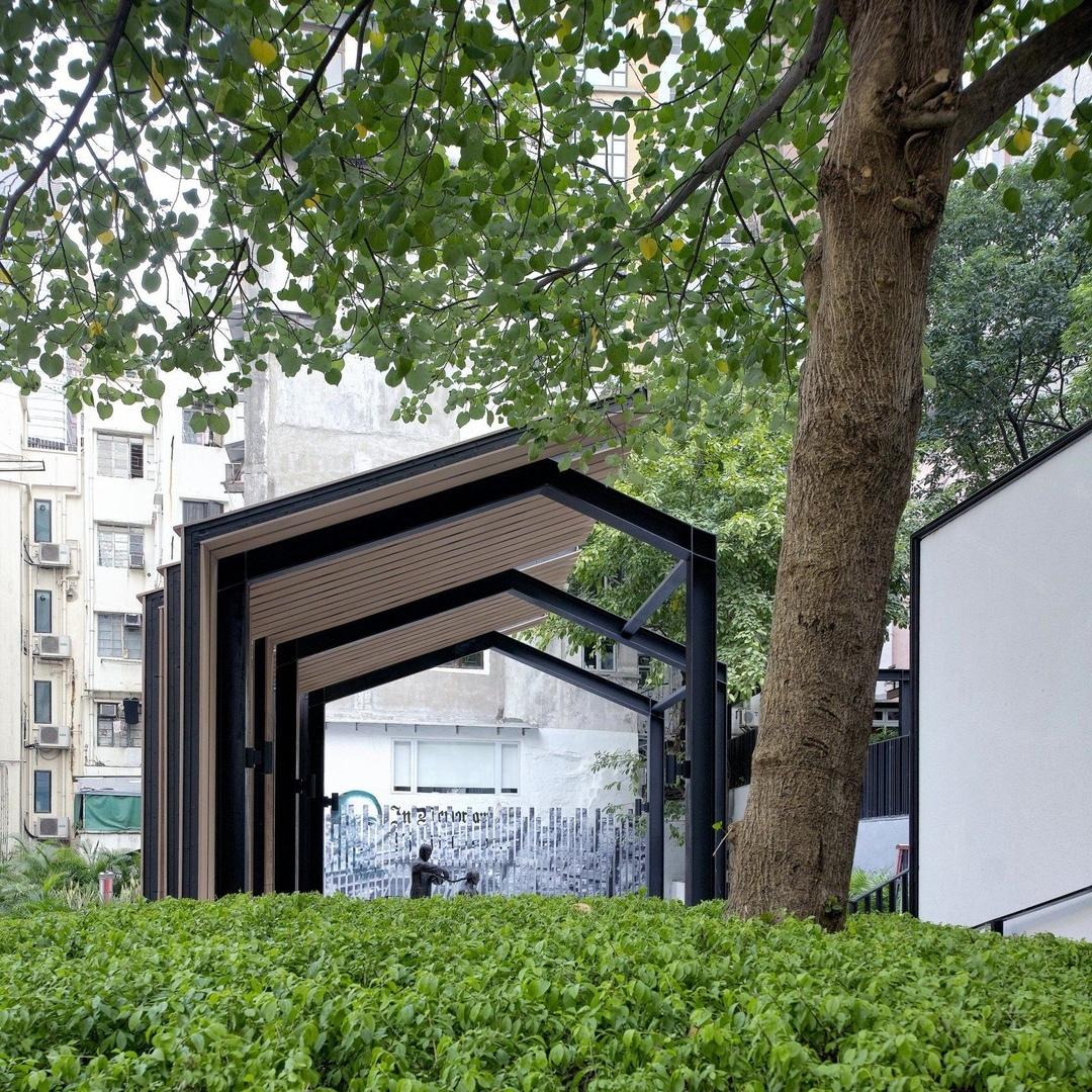 Pak Tsz Lane Park by Ronald Lu
