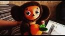 Cheburashka speaking doll russian