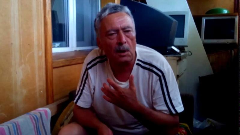 Гимнастерка - (Ю Кузнецов, читает Иван Малов)