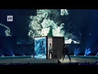 ( финляндия ) darude feat. sebastian rejman look away eurovision 2019