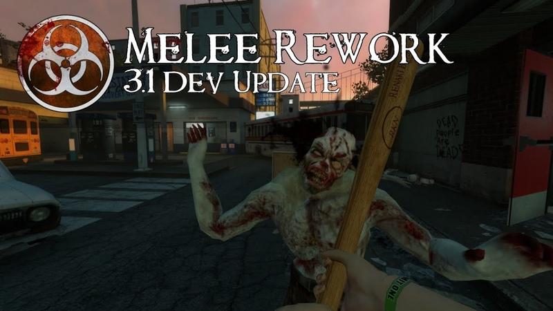 Melee Rework Update | ZPS 3.1 Highlight