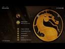 Mortal kombat theme: Lakka-Retroarch