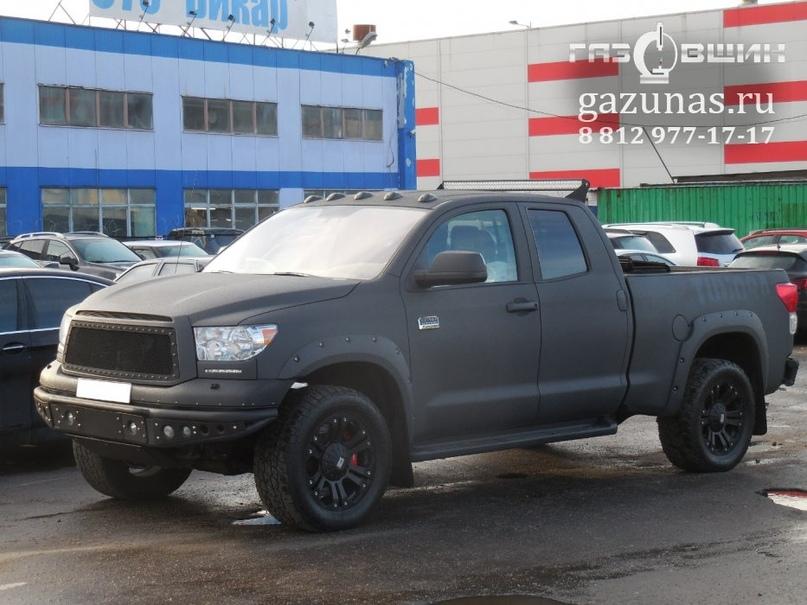 Жизнь одной модели — Toyota Tundra, изображение №2