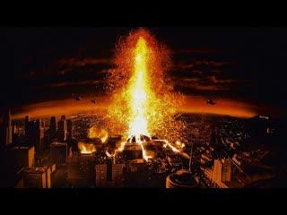 Вулкан / Volcano. 1997. 1080p DVO Премьер Видео Фильм. VHS