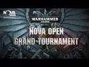 My Answer: TAU WIN NOVA GT! -Warhammer 40k