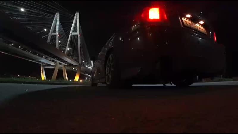 Volvo S60 2.5t AWD exhaust 3 / выхлоп 3
