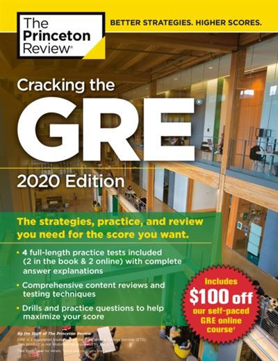 ing the GRE with 4 Practice Tests 2020 Edition - The Princeton Review