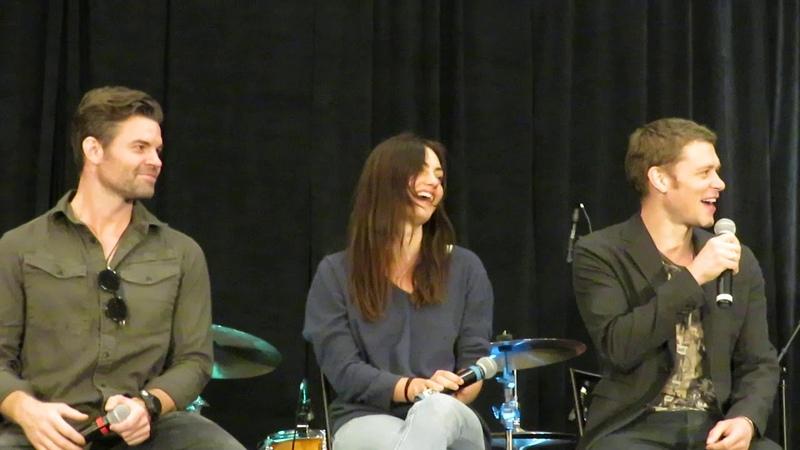 2019 TVDNJ Joseph, Daniel, Phoebe Gold Panel 14