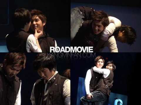 Sungmin x Kangin The Beauty and the Beast