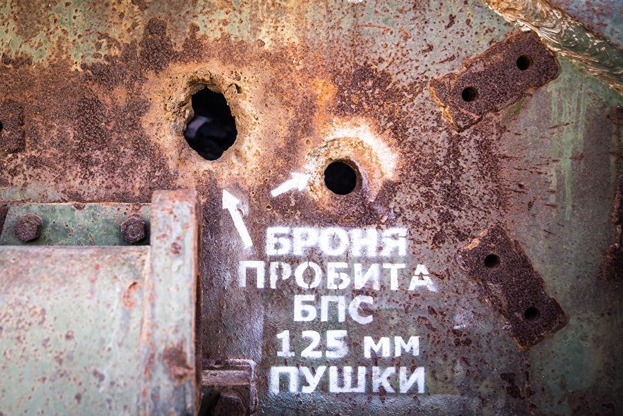 Трофеи из «песочницы»Репортаж c выставки вооружений сирийских боевиков, изображение №28