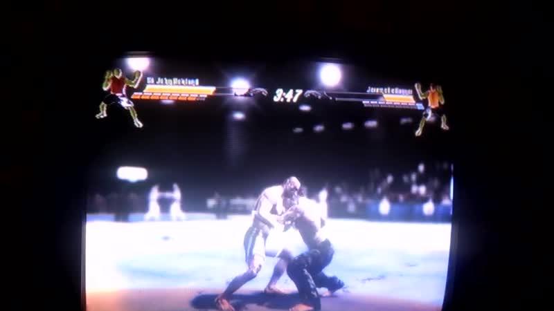 Серёга против Гарика в Supremacy MMA панки хуянки и даренны янги 11DeadFace