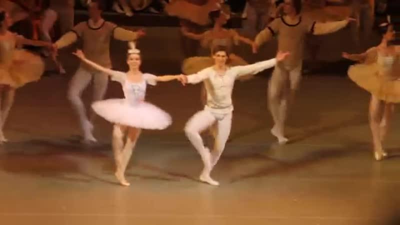 Шкляров Владимир, Ширинкина Мария. Раймонда (3-й акт)