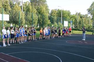 Чемпионат Самарской области по баскетболу 3х3 среди женщин