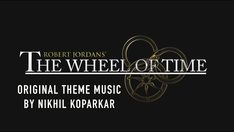 The Wheel Of Time -- Main Theme Music (Score Idea Featuring Budapest Orchestra)