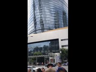 Второе по высоте здание в мире -Shanghai Tower