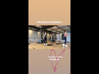 Megan roup workout