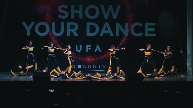 MDJ CREW | BEST DANCE SHOW KIDS | SYD 2018 Ufa