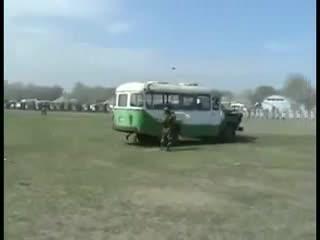 Шайтан - палка или безумные учения казахского спецназа.