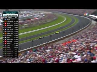 Indy 500 2019 final lap