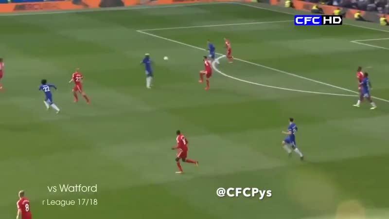 Michy Batshuayi - Chelsea's 19/20 first choice striker.