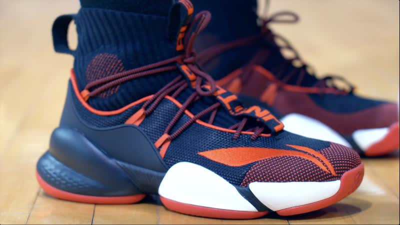 Баскетбольные кроссовки Li-Ning Power V