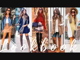 Stylish outfit ideas for november 2018 fall fashion lookbook