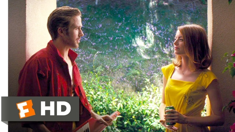 La La Land (2016) - I Ran Scene (411) | Movieclips