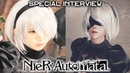 NieR Automata : 2B realistic cosplay! Special Interview!