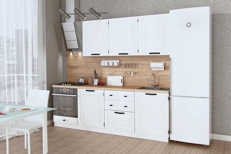 Как расставить мебель на кухне, изображение №2
